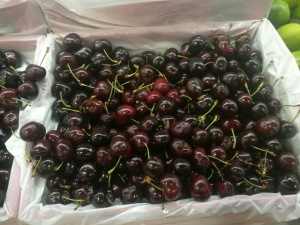 Fruit cherries 2