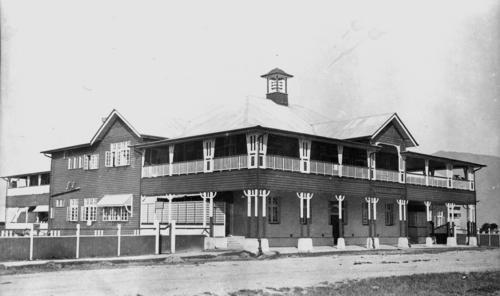 State Hotel Babinda ca. 1924