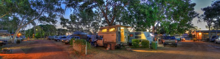 burketown caravan park fbook page