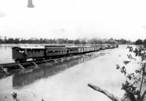 burdekin steam train