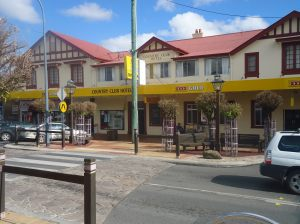 stanthorpe country club hotel