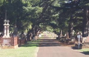 cemetery toowoomba 2
