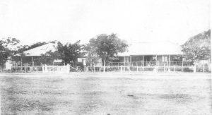 diphtheria victoria hosp c 1930