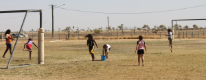 camooweal school yard