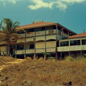 The Grand Hotel, Thursday Island. Voice to be Heard, A. 1974