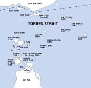 TI map