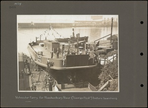 bradman peat's ferry 1930 NSW state archives