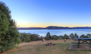 camper lake glenbawn ezytrail