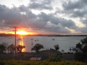 Cooktown sunset
