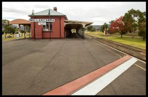 border wallangarra line wiki